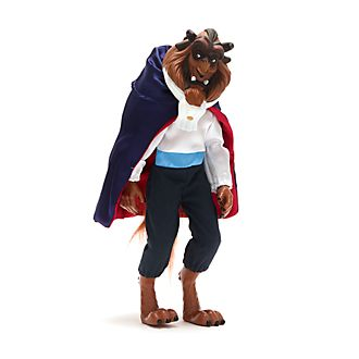 Bambola classica Bestia La Bella e la Bestia Disney Store