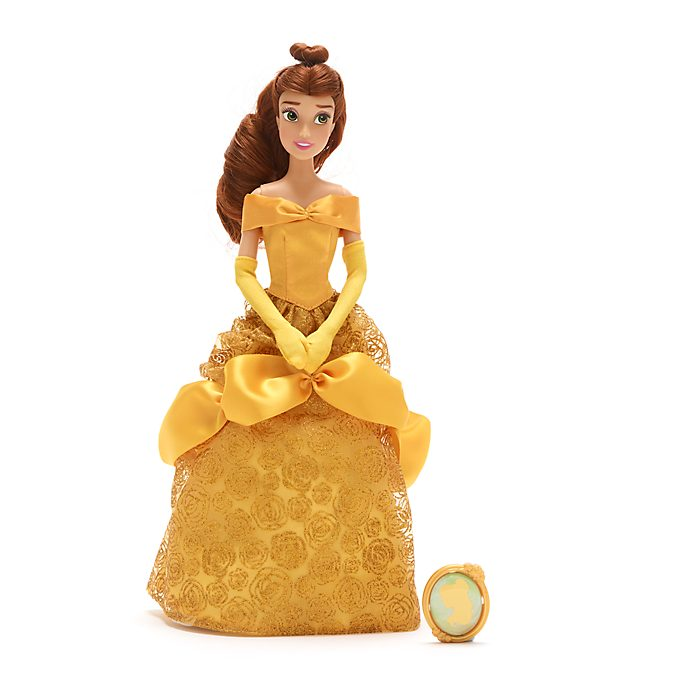 Bambola classica Belle La Bella e la Bestia Disney Store
