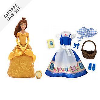 Disney Store - Die Schöne und das Biest - Belle - Puppe und Accessoire Set