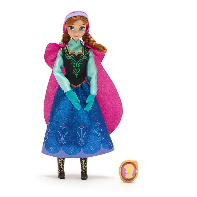 Disney Store - Die Eiskönigin - völlig unverfroren - Anna - Klassische Puppe