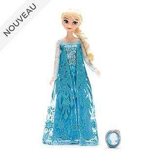 Disney Store Poupée classique Elsa, La Reine des Neiges