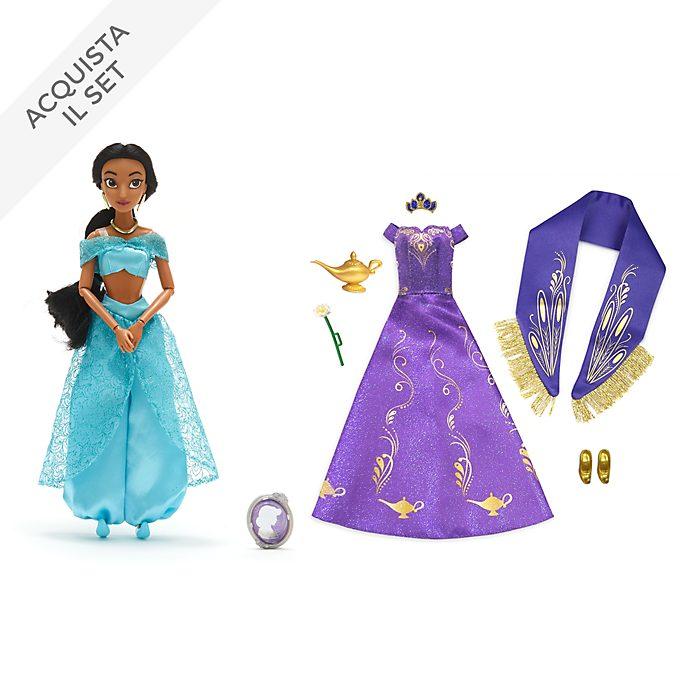 Collezione bambola e accessori Jasmine Aladdin Disney Store