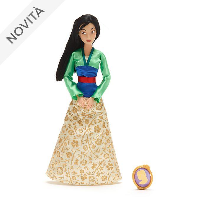 Bambola classica Mulan Disney Store