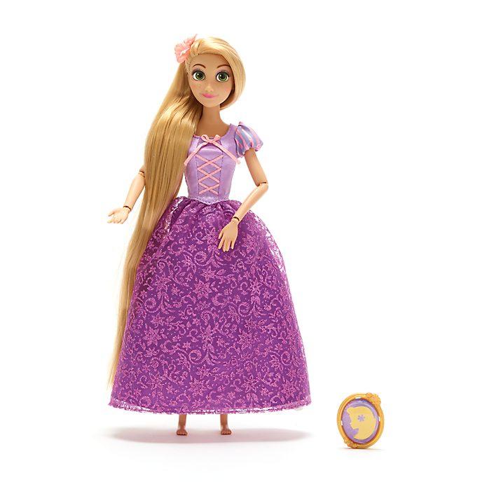 Disney Store - Rapunzel - Neu verföhnt - Rapunzel - Klassische Puppe