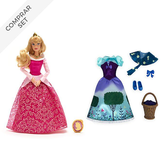 Muñeca Aurora y colección de accesorios, La Bella Durmiente, Disney Store