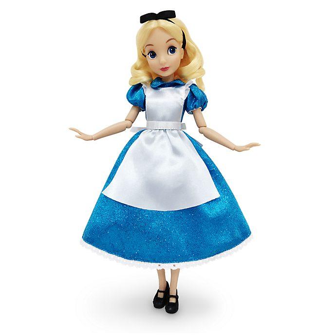 Disney Store Poupée classique Alice au Pays des Merveilles