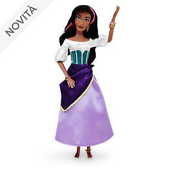 Bambola classica Esmeralda Il Gobbo di Notre Dame Disney Store