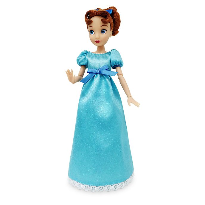 Disney Store Wendy Classic Doll, Peter Pan