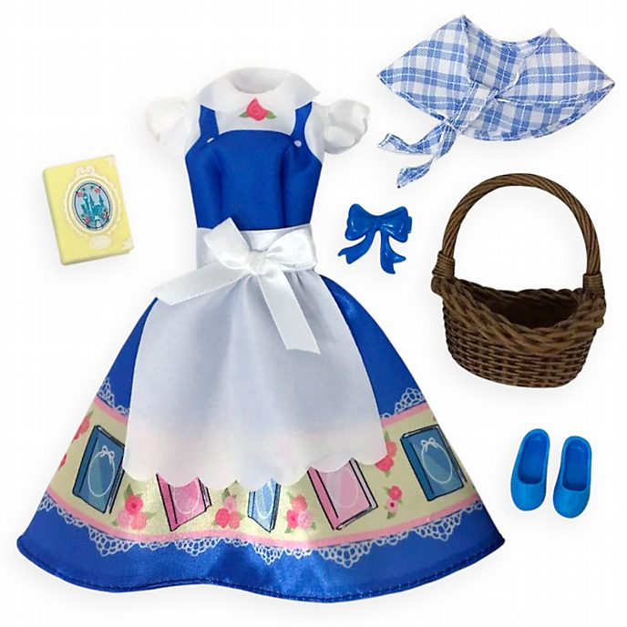 Set di accessori Belle La Bella e la Bestia Disney Store