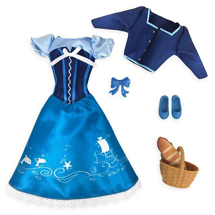 Disney Store - Arielle, die Meerjungfrau - Arielle - Accessoire-Set