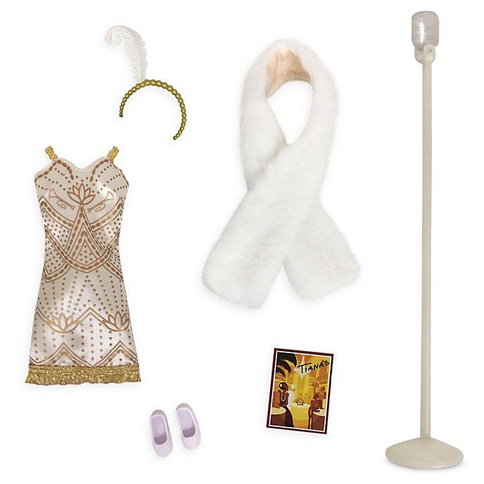 Disney Store Tiana Accessory Pack, The Princess and the Frog