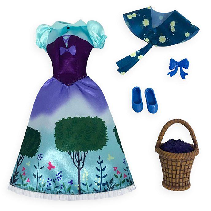 Paquete accesorios Aurora, La Bella Durmiente, Disney Store