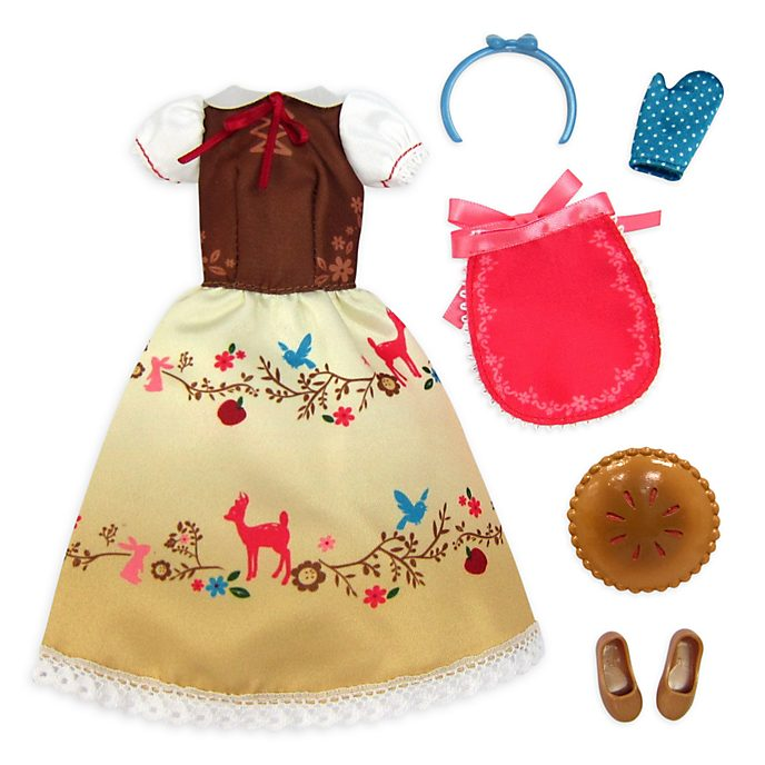 Set di accessori Biancaneve Disney Store