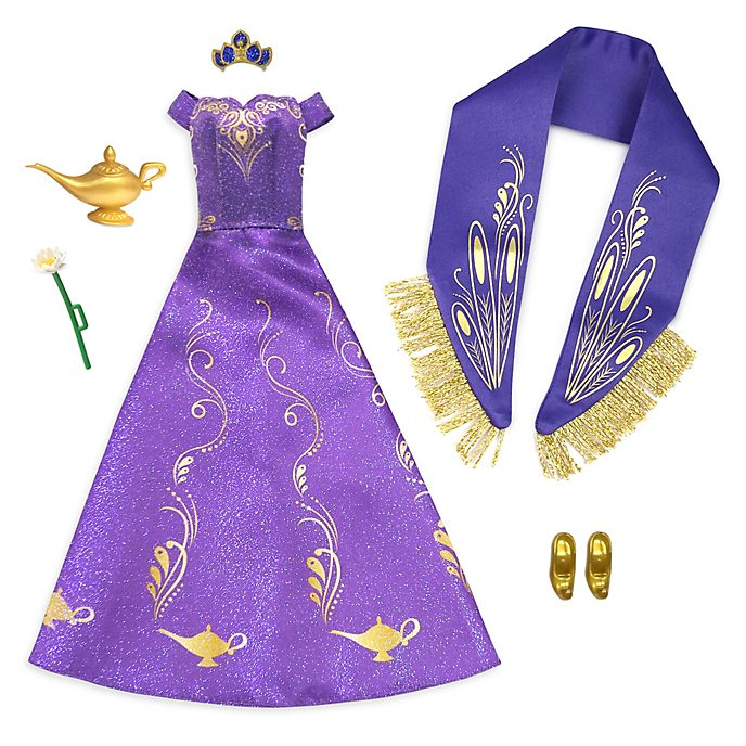 Set di accessori Jasmine Aladdin Disney Store