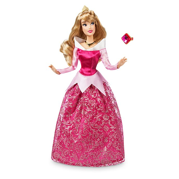 Disney Store Aurora Classic Doll, Sleeping Beauty