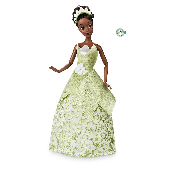 Disney Store - Prinzessin Tiana - Klassische Puppe