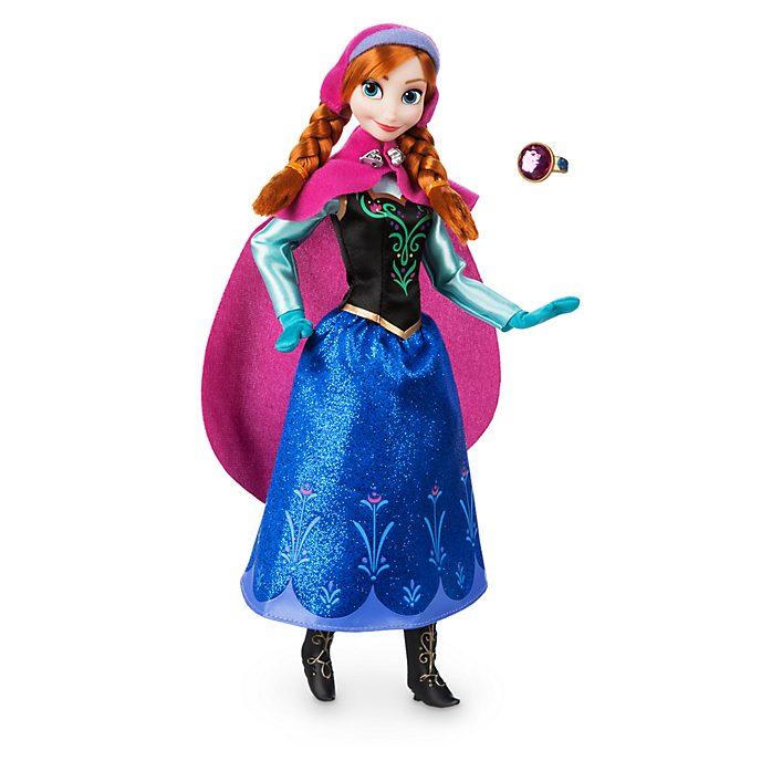 Poupée Anna classique, La Reine des Neiges, Disney Store
