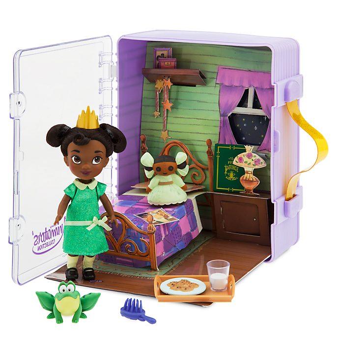 Disney Store - Disney Animators' Collection - Tiana - Mini-Puppenspielset
