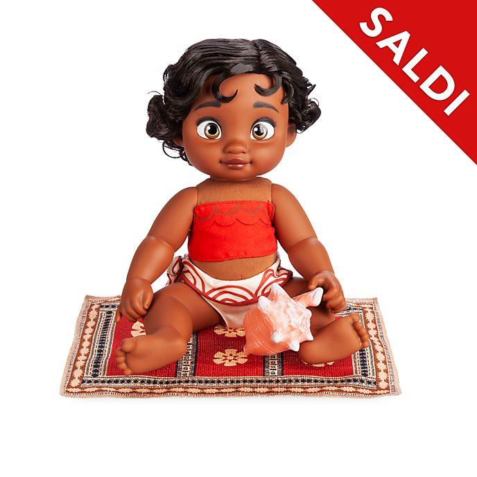 Bambola baby Vaiana collezione Disney Animators Disney Store