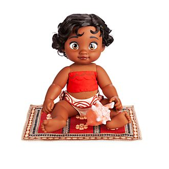 Disney Store - Disney Animators Collection - Vaiana - Babypuppe