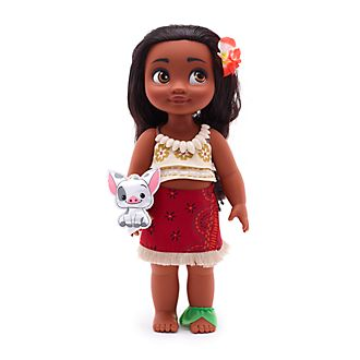 Muñeca Vaiana, colección Animators, Disney Store