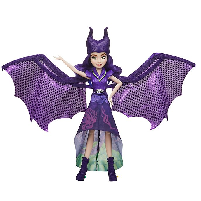 Hasbro - Disney Descendants 3 - Drachenkönigin Mal - Puppe