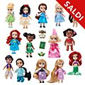 Set 14 bambole collezione Disney Animators - Disney Store