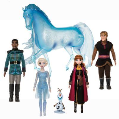 Kinderspiel 6053258 Disney Die Eisk/önigin 2 Metalldose Dominos Frozen 2
