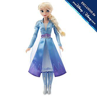Muñeca que canta Elsa, Frozen 2, Disney Store