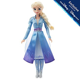 Disney Store Elsa Singing Doll, Frozen 2