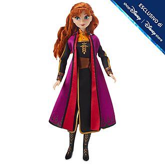Bambola cantante Anna Frozen 2: Il Segreto di Arendelle Disney Store