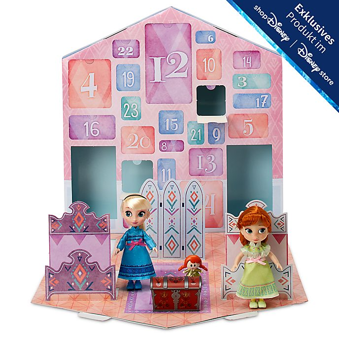 Disney Store - Die Eiskönigin 2 - Adventskalender