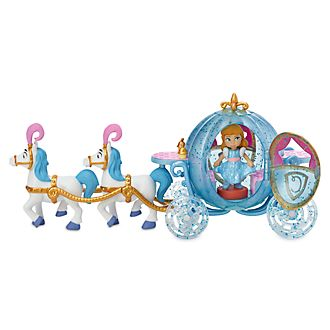Disney Store Cinderella Mini Playset, Disney Animators' Collection