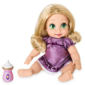 Disney Store Rapunzel Baby Doll, Disney Animators' Collection