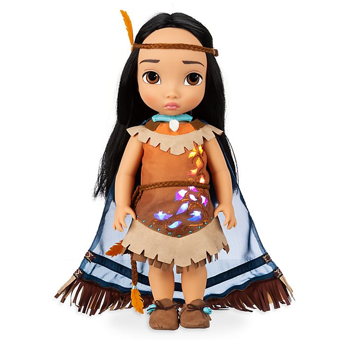 Disney Store - Pocahontas - Puppe in Sonderedition