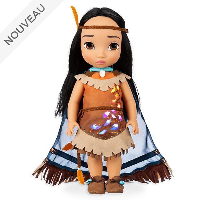 Disney Store Poupée Pocahontas Animator en édition spéciale