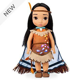 Disney Store Pocahontas Special Edition Animator Doll
