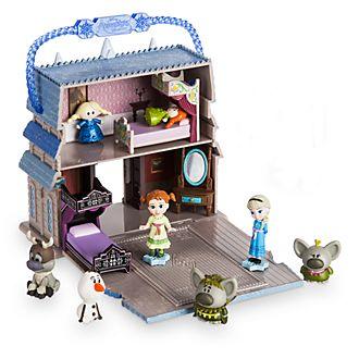 Micro set da gioco collezione Disney Animators Littles Frozen - Il Regno di Ghiaccio Disney Store