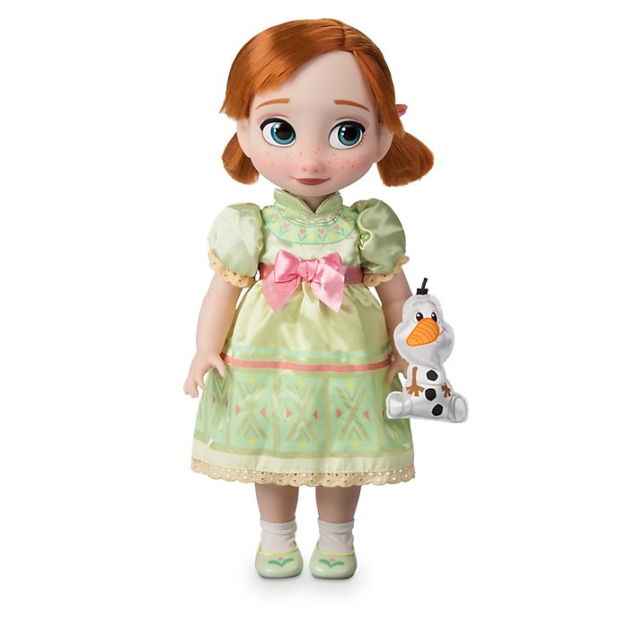 Muñeca Anna, Frozen, Disney Animators, Disney Store