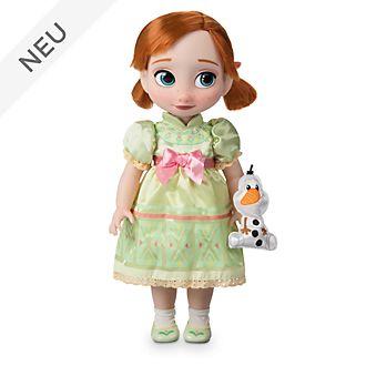 Disney Store - Disney Animators' Collection - Die Eiskönigin - völlig unverfroren - Anna Puppe