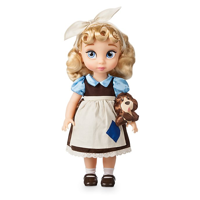 Disney Store - Disney Animators Collection - Cinderella Puppe