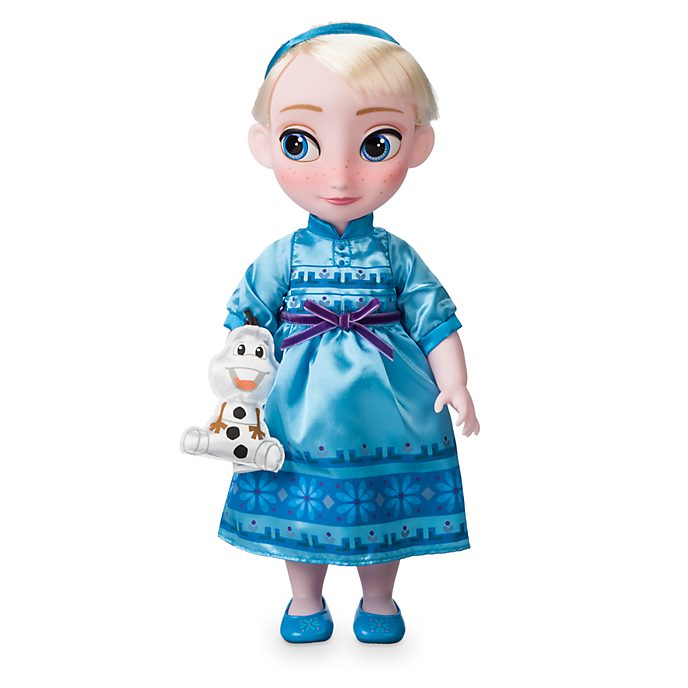 Disney Store Elsa Animator Doll, Frozen