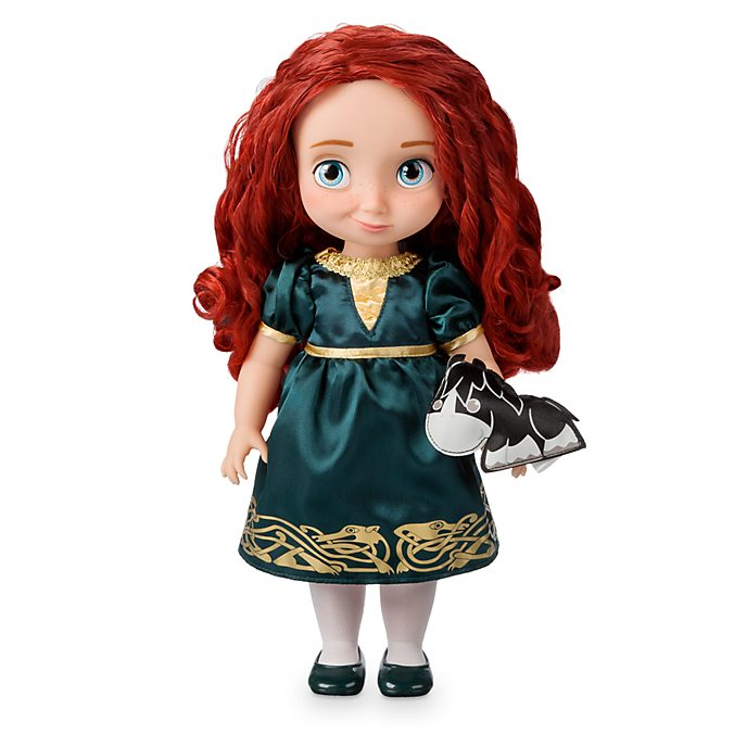 Bambola Animator Merida Ribelle - The Brave Disney Store