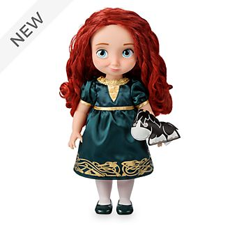 Disney Store Merida Animator Doll, Brave