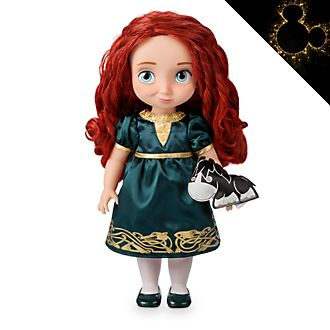 Disney Store - Disney Animators' Collection - Merida - Legende der Highlands - Merida Puppe