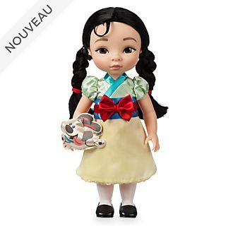 Disney Store Poupée Mulan Animator