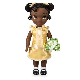 Disney Store Tiana Animator Doll, The Princess and the Frog