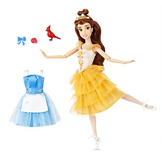 Disney Store - Belle - Ballettpuppe