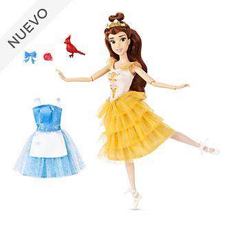 Muñeca de ballet Bella, Disney Store
