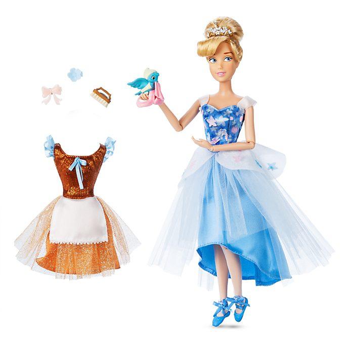 Disney Store Poupée Ballerine Cendrillon